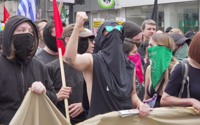 Left Wing Militias — A Growing Threat