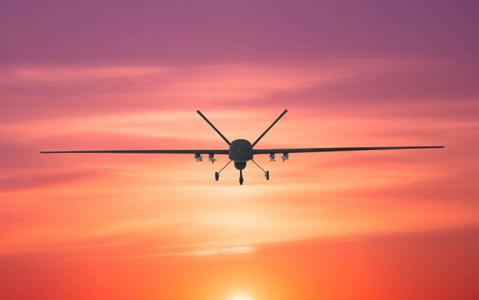 Airforce Taking Drone Combat to Next Level