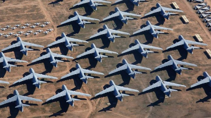 Lawmakers Fight to Save Legendary Aircraft