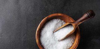 Preserve Meat with Salt