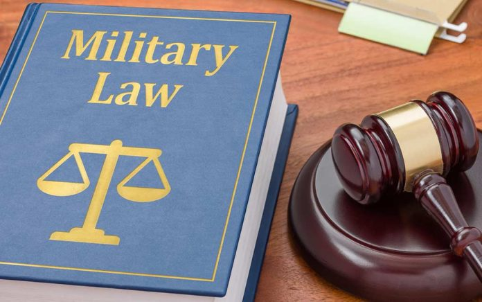 Retirees to Face Court Martial?