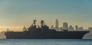Shocking Disaster Strikes at Naval Base