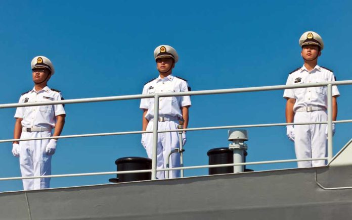 China's Navy Set to Pose Global Threat?