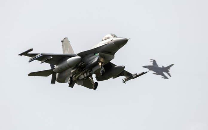 F-16 Fighter Pilot Beaten by What?