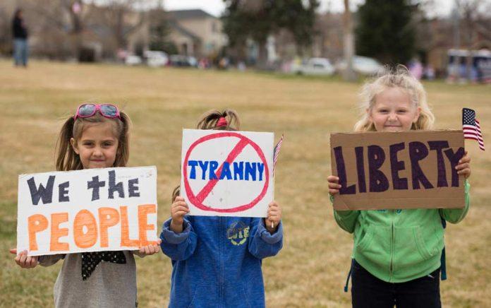 Quarantine Insanity Edging Close to Tyranny