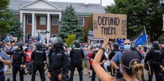 Self Defense Restricted as Police Lose Funding