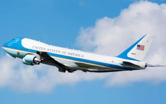 Air Force One to Get Major Upgrade?