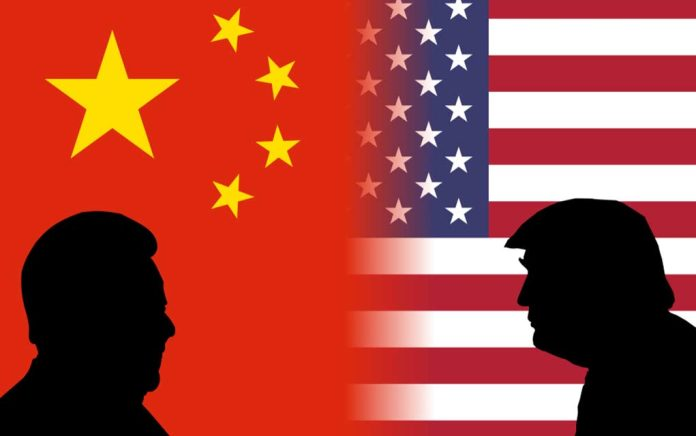 China: We're Not Playing Laser Tag