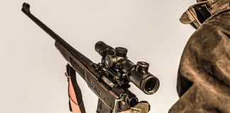 Army and Marine Corps' Gain New Sniper Rifle