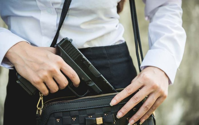 Despite Current Violence, Gun Buyers Feel Safe