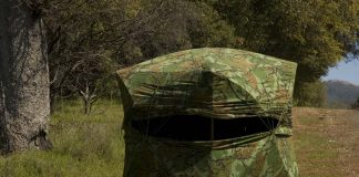 HUNTING TIPS: Advantages of a Ground Blind