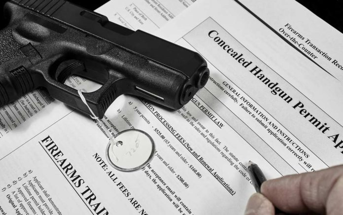 Sharp Rise in Conceal Carry Permits