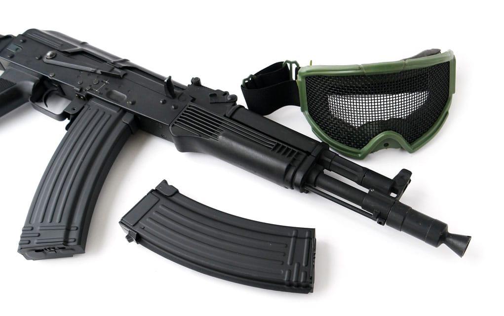 Check Out This Survival Pellet Gun