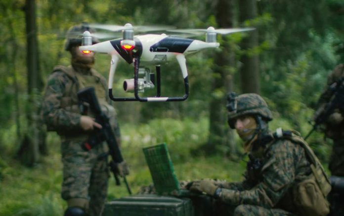 Drones — Future of War
