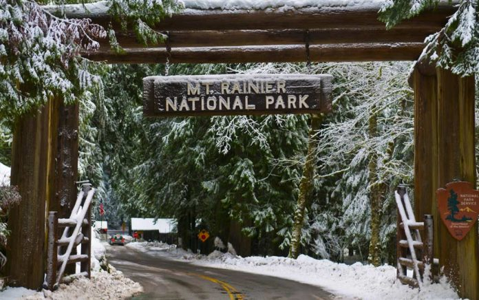 Hiker Swallowed Up By Another National Park