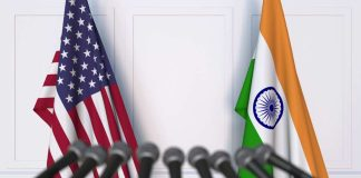 US & India Sign Pact Amid China Tension