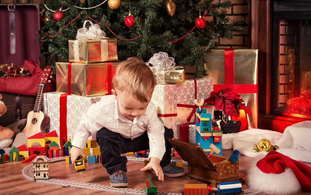 Preventing the Gift of Toy Danger
