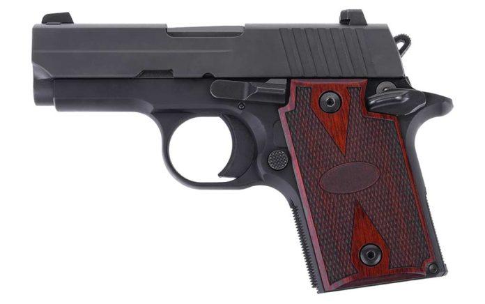 SIG Sauer P938 Subcompact 9mm