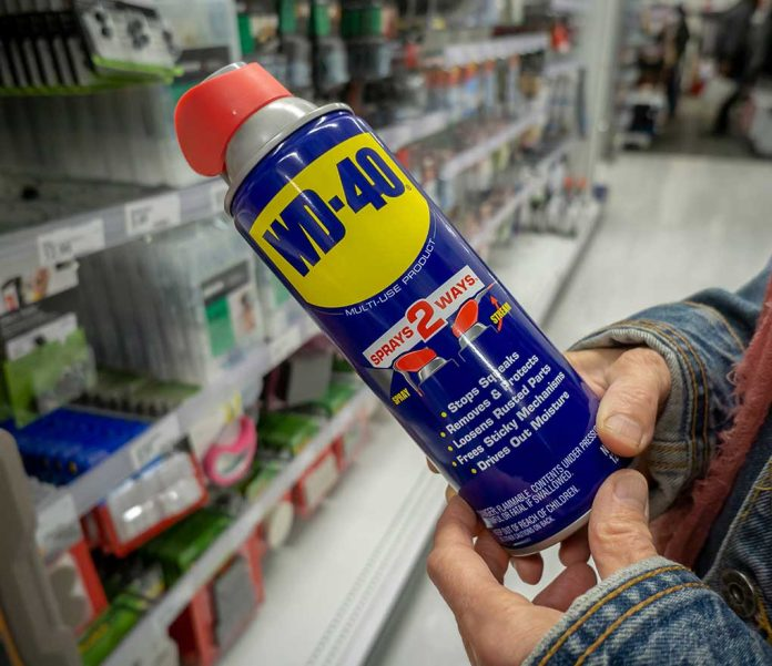 Who Knew WD-40 Could Do All This?