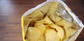Don't Toss That Potato Chip Bag Out!