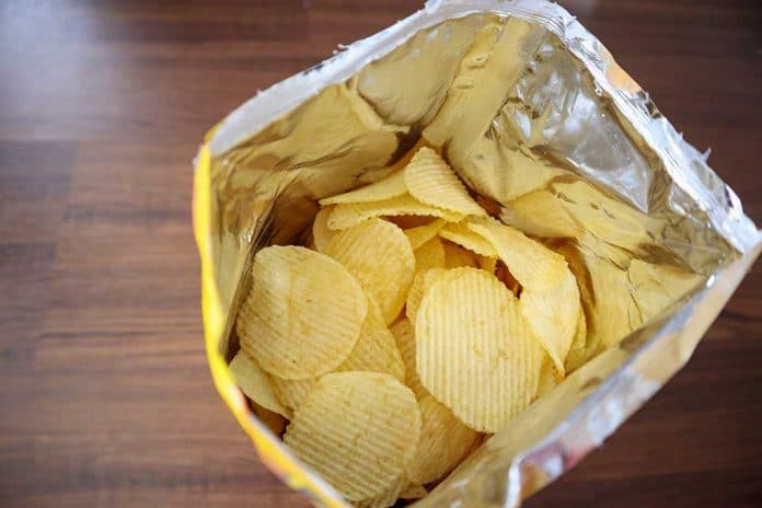 Don't Toss That Potato Chip Bag Out!