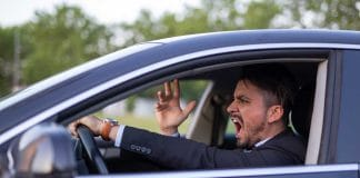 Don't Fall Victim to Road Rage