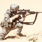 Firearm Tactics: High Kneeling Weaver