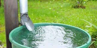 Don't Trash That Rain Barrel Idea Just Yet