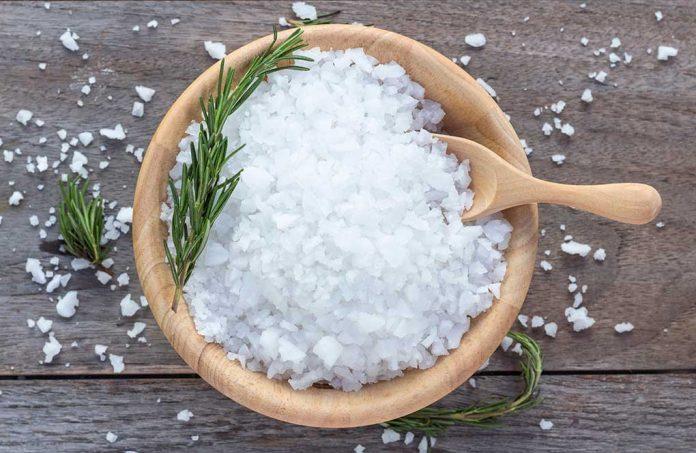 When Salt Shakers Run Dry