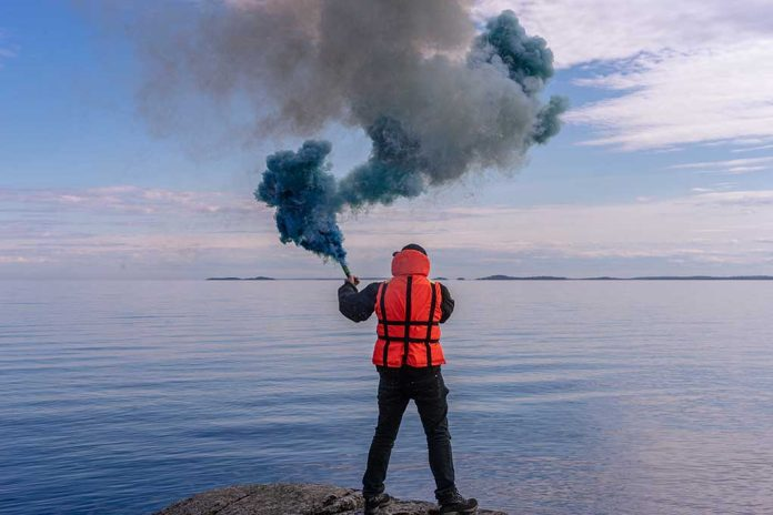 The Lost Art of Smoke Signals