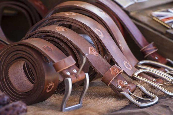 Belts — Not Just Hip Huggers