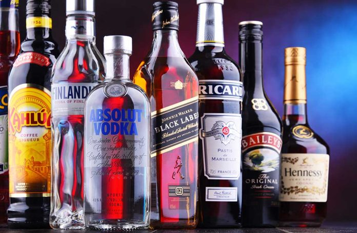 Tapping the Liquor Cabinet for Survival