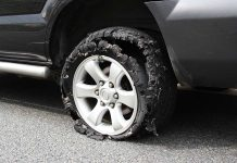 How to Survive an Untimely Tire Blowout